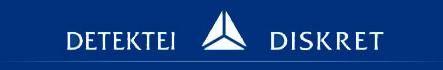 Detektei Diskret Logo